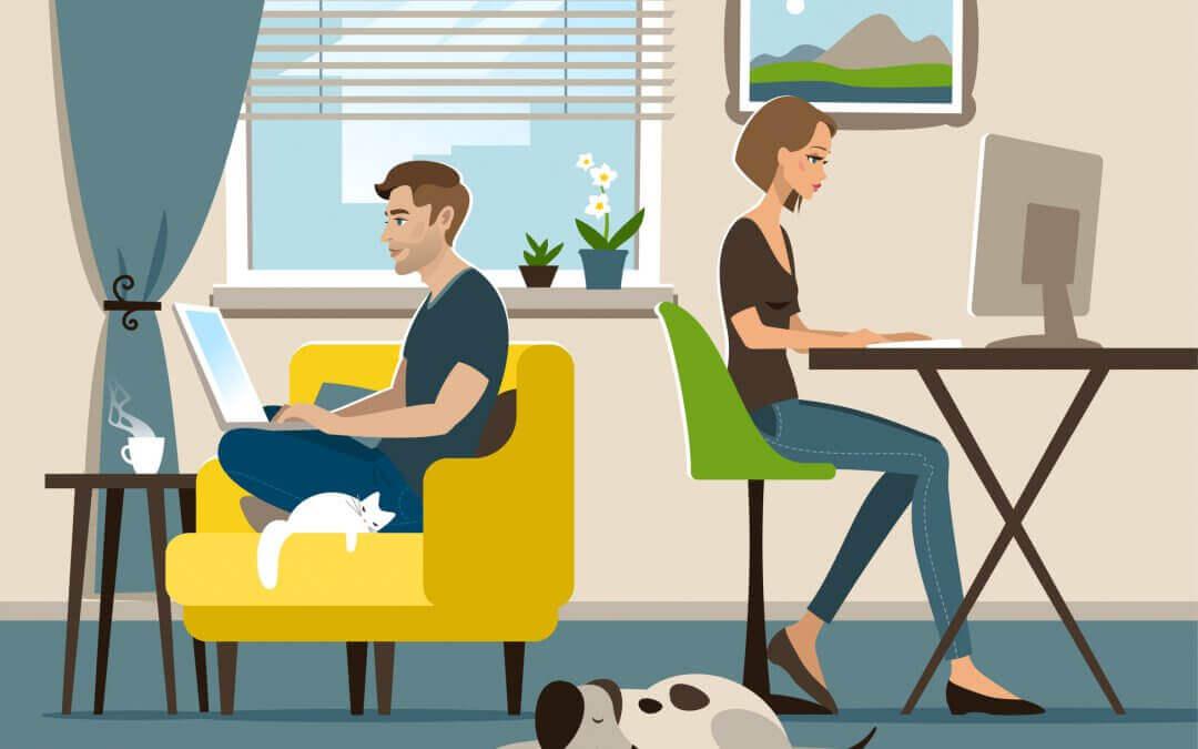8 Tips para administrar equipos virtuales: Conseguir el liderazgo remoto