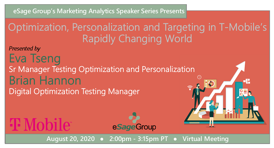 Optimization, Personalization and Targeting in T-Mobile's Rapidly Changing World