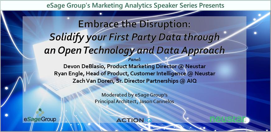 Embrace the Disruption Event